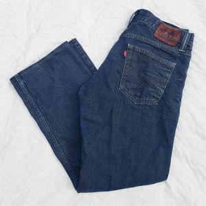 Vintage Levis Dark Wash 514 Jeans
